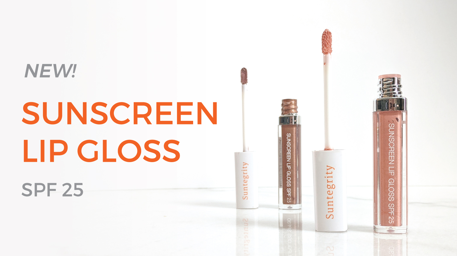 Sunscreen Lip Gloss
